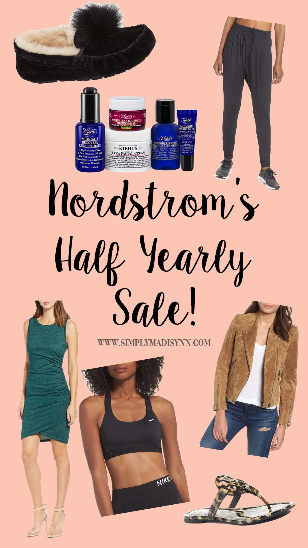 Nordstrom's Half Yearly Sale Finds with Simply Madisynn