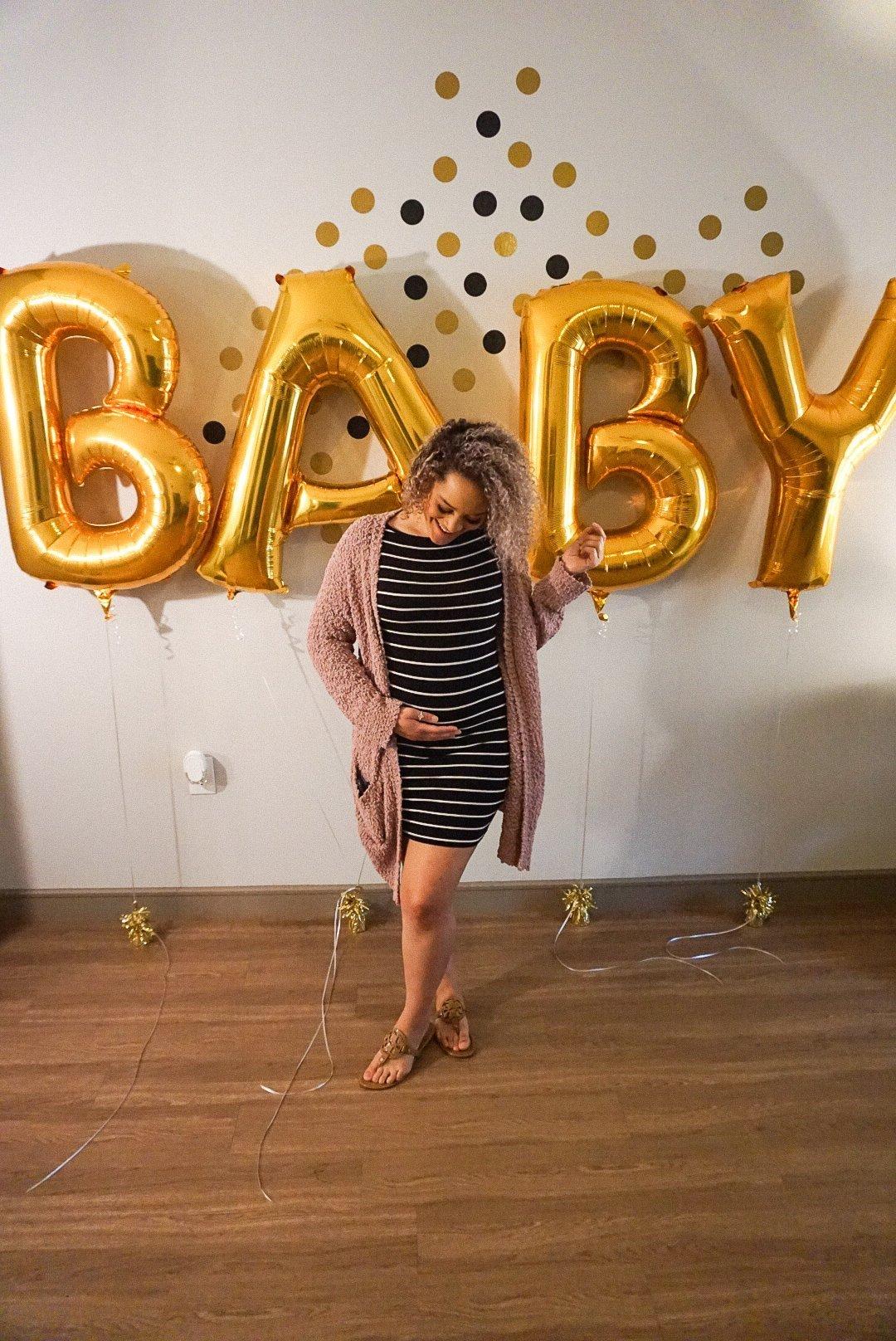 Welcoming Baby Bean!