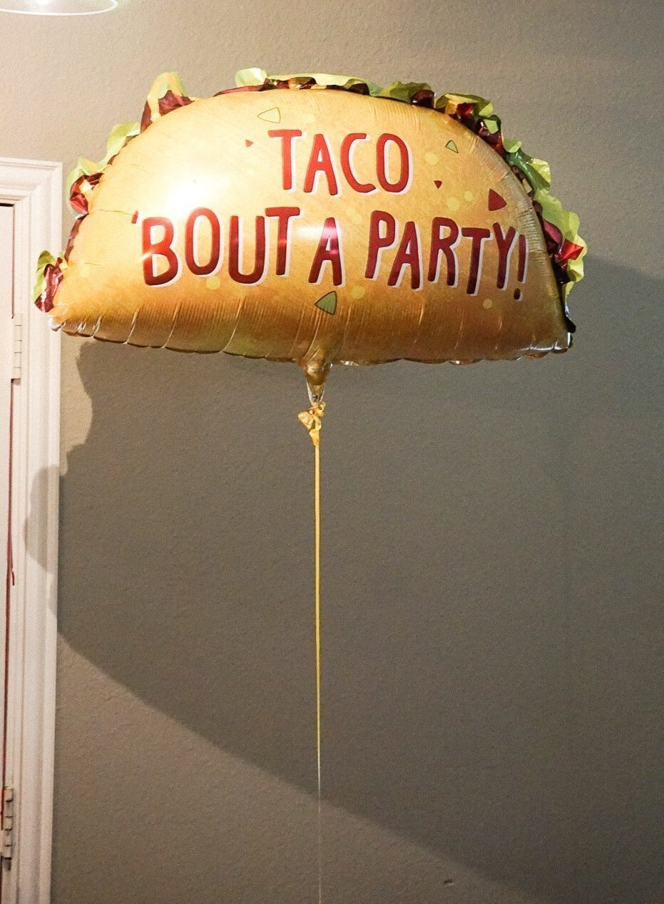 Taco Bout a Party - Simply Madisynn