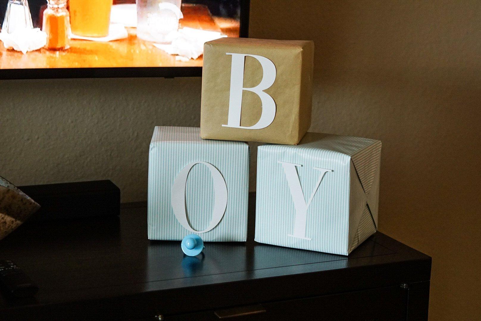 Baby Boy Boxes - Simply Madisynn