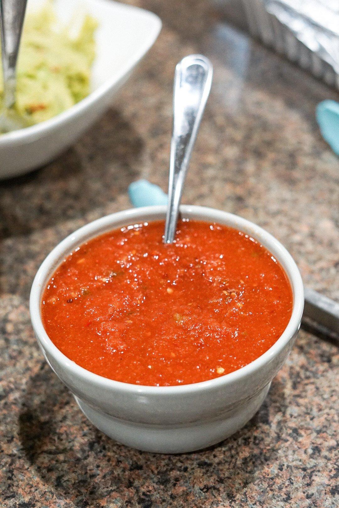 Salsa from Mi Cocina - Simply Madisynn