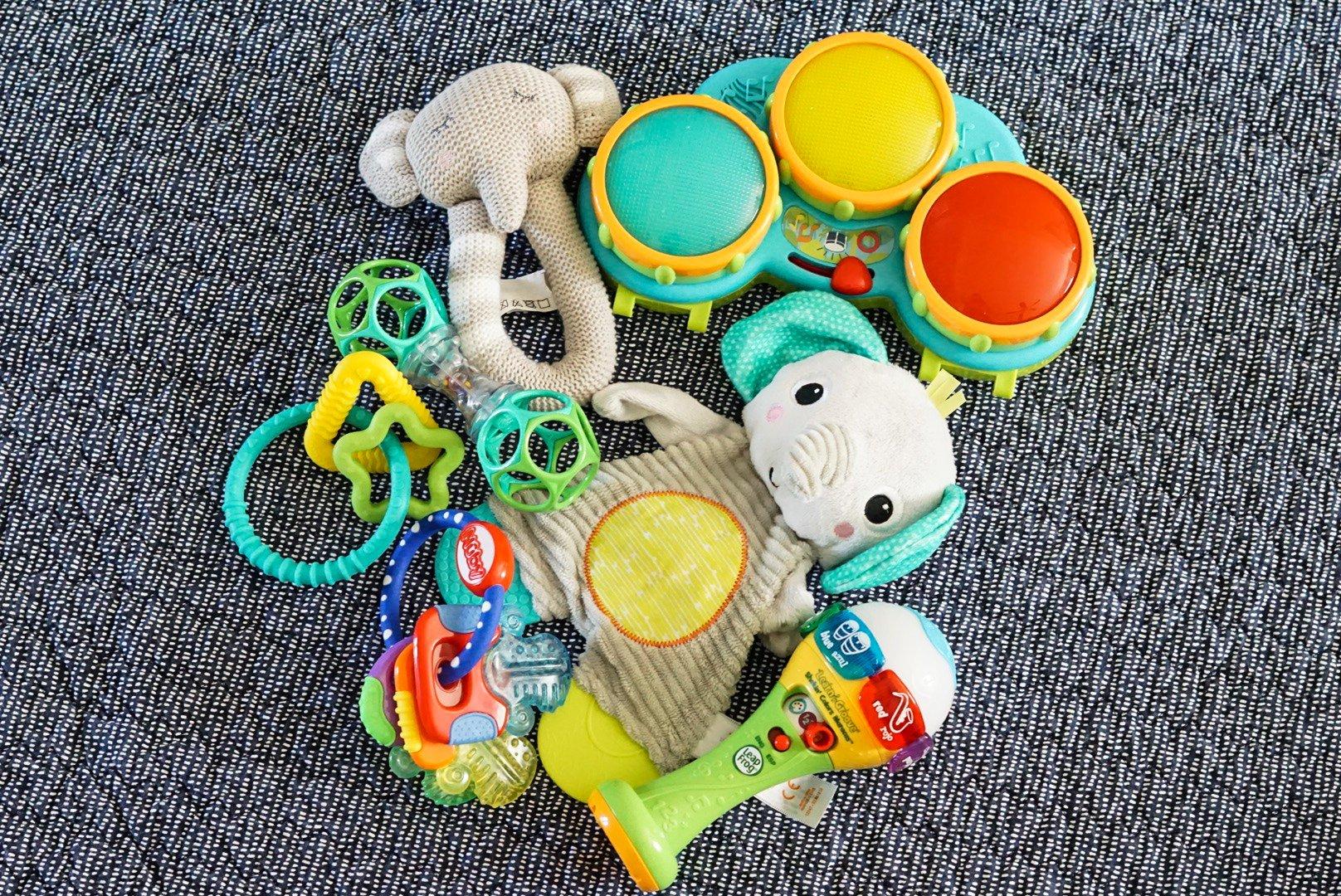 All the toys - Simply Madisynn!